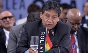 Cruce verbal entre Bolivia y Chile por mar y el Silala