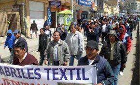 Extrabajadores aclaran que cobro de finiquitos fue para pagar deudas y no significa renuncia a Enatex