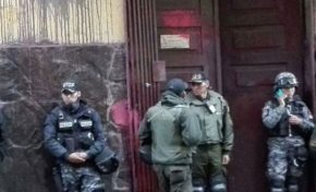13 profesores se declaran en huelga tras toma del Ministerio de Trabajo