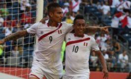 Perú vence por la mínima diferencia a Haití