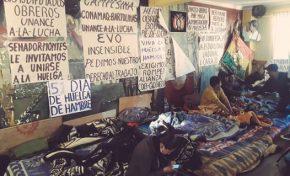 Fabriles de La Paz anuncian movilizaciones desde este jueves