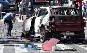 Fallece un periodista en Ucrania por la explosión de una bomba en su coche