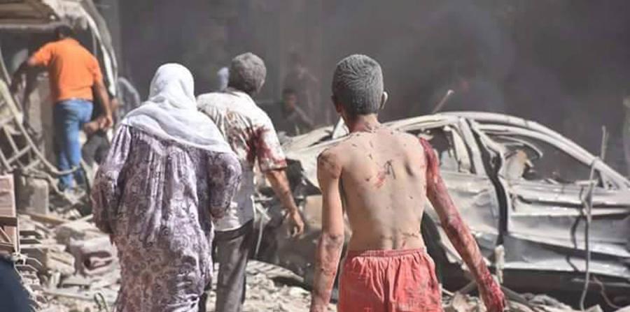 Atentado terrorista en Siria deja al menos 44 muertos