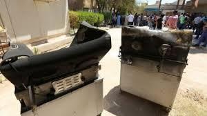 11 recién nacidos mueren tras incendio en hospital de Bagdad