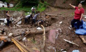 Tormenta Earl dejó alrededor de  39 fallecidos en México