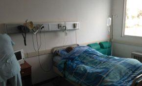 Patzi sufre descompensación y es trasladado de emergencia