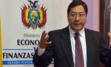 """Ministro Luis Arce Catacora deja """"en veremos"""" el pago del doble aguinaldo"""
