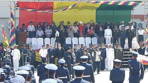 Samuel Montaño: la creación del la Escuela de Comando Antiimperialista es un capricho del presidente Evo Morales
