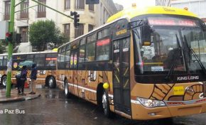 Nueva ruta del Pumakatari funcionará a finales de agosto