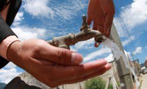 Epsas informó habrá corte temporal de agua en la zona Sur