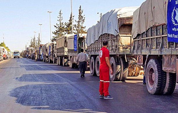 La ONU suspende asistencia humanitaria en Siria tras atentado