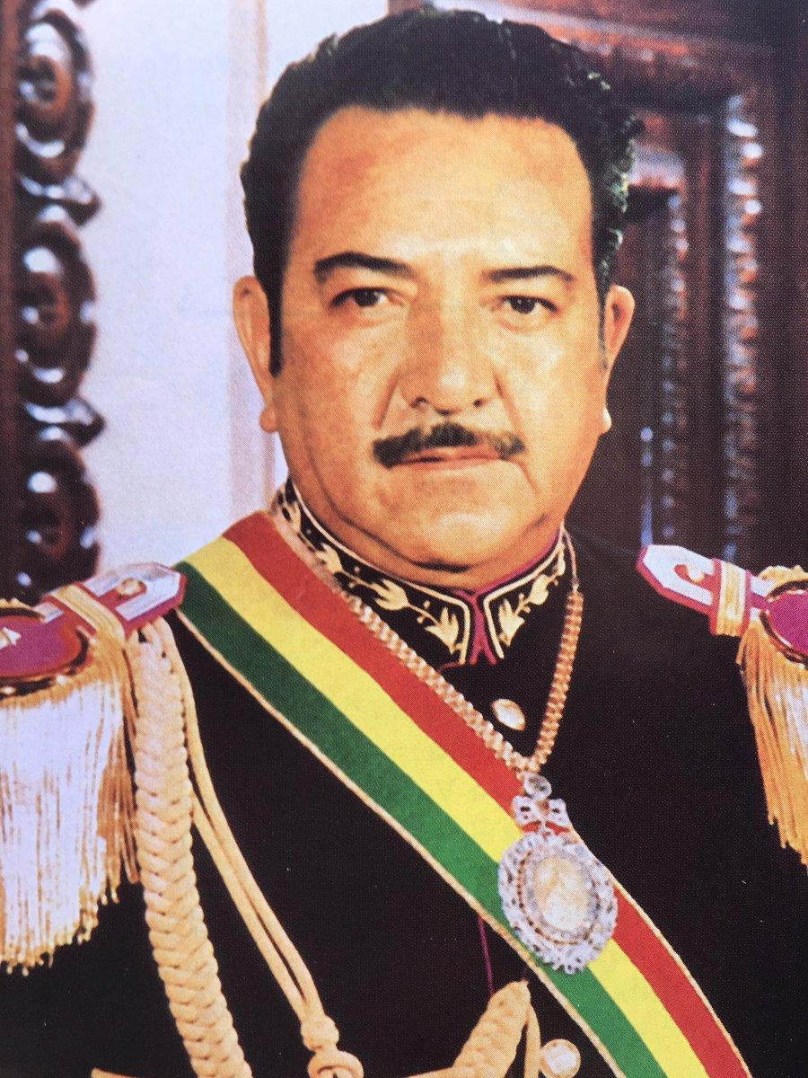 Murió el expresidente David Padilla Arancibia