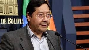Ministro Arce sale a responder dudas sobre infraestructura estatal