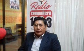 Transportistas anuncian paro si no reciben respuesta al pedido de destitución de Ramiro Burgos