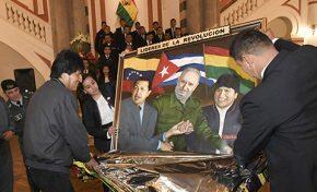 El presidente Evo Morales cumple hoy 57 años