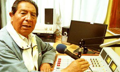 Donato Ayma Rojas muere en un accidente de transito