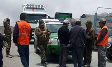 Viceministro de Defensa denunció atropello por parte de carabineros de Chile