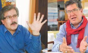 Albarracín y Heredia irán a segunda vuelta para definir Rector de la UMSA
