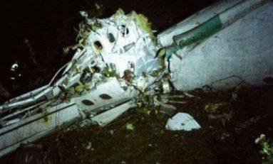 Accidente aéreo que llevaba al equipo brasileño Chapecoense deja, al menos, 76 personas fallecidas en Colombia