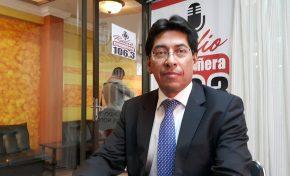 Exviceministro de Justicia Wayar señala que el Nuevo Código Civil es una copia