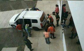 Suspenden obras de refacción en el aeropuerto de Alcantarí tras muerte de un ingeniero