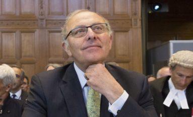 El jurista chileno Claudio Grossman es el reemplazante de Insulza ante La Haya