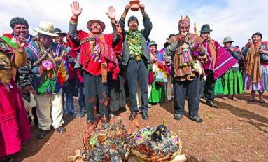 El Conamaq proclamó al presidente Evo Morales como candidato en 2019