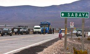 Sabaya entregará mercadería de contrabando a la Aduana Nacional