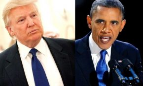 Obama felicitó por teléfono a Trump después de su victoria electoral
