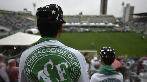La Conmebol proclamó al Chapecoense campeón de la Copa Sudamericana 2016