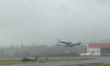 Salió de Colombia a Bolivia, el avión que trae los restos de bolivianos que murieron en LaMia