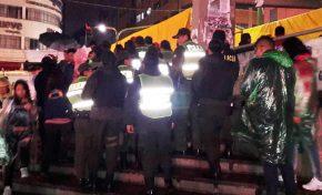 Policía boliviana desplaza 12.350 agentes en todo Bolivia por carnavales