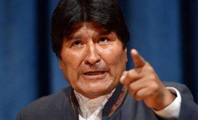 Morales ordena juicio contra magistrados por caso misiles chinos y descarta proceso contra Mesa