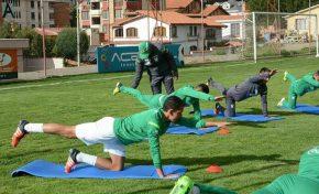 La Verde inicia los entrenamientos con los más jóvenes