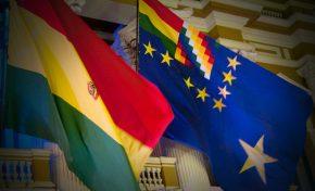 La bandera de la reinvindicación marítima es un emblema oficial de Bolivia