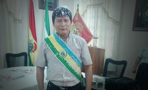 Eligen a Cirilo Choquellampa como nuevo presidente del concejo municipal de Cuatro Cañadas
