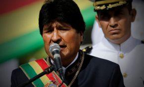 Morales pide a Chile presentar camiones presuntamente robados por bolivianos