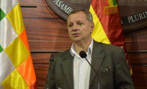 El presidente del Senado de Bolivia plantea una solución vía diplomática a detención de nueve bolivianos
