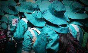 Hay dos sindicatos en la empresa La Paz Limpia