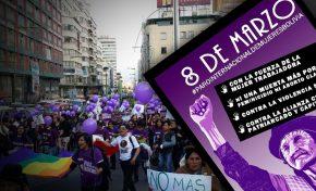 Paro de mujeres el 8 de marzo a nivel internacional y en Bolivia