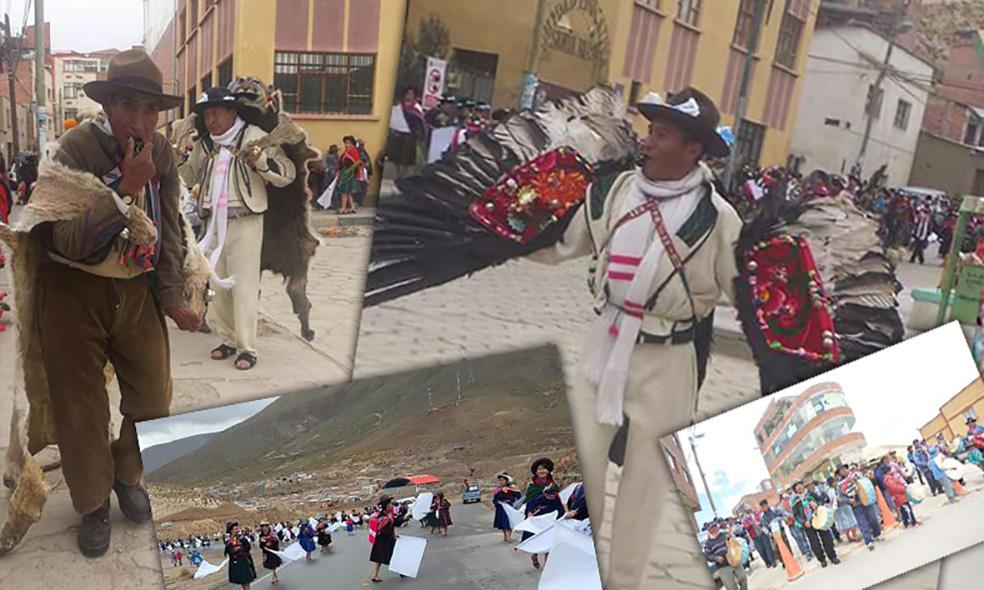 Municipio de Porco conmemora su 50 aniversario