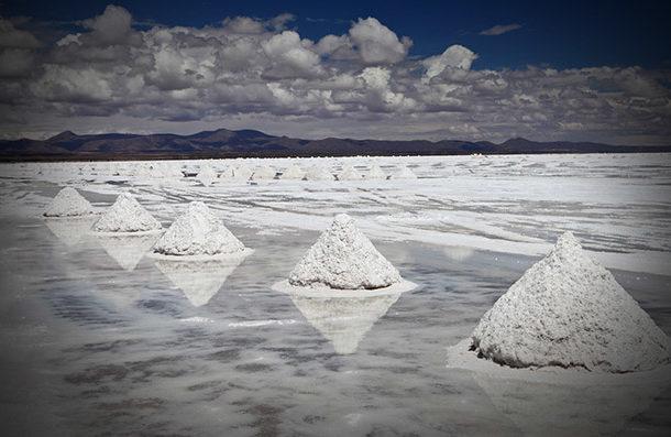 500 Km del Salar de Uyuni será sometido a estudio
