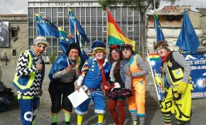 Artistas del humor se adhieren al pedido de Mar Para Bolivia