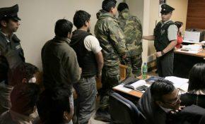 Los abogados  de los nueve bolivianos preparan nueva estrategia de defensa