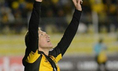 ¿Alario? ¿Diego? ¿Cebolla Rodríguez? No, Chumacero, el goleador de la Copa