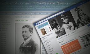 Un blog recopila documentos históricos de la Guerra del Pacífico