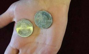 Los héroes del mar figuran en las nuevas monedas de Bs 2