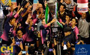 San Simón consigue su primer título en la Liga Superior de Voleibol femenino