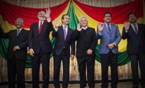 Expresidentes y líderes de la oposición se unen para pedir respeto al 21F y rechazar la persecución