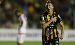 Chumacero, el goleador de la Copa Libertadores